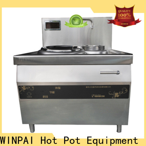 WINPAI Top gas stove with induction top manufacturers for indoor