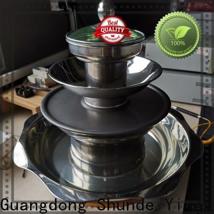 WINPAI Best hot pot table supplier manufacturers for cafes