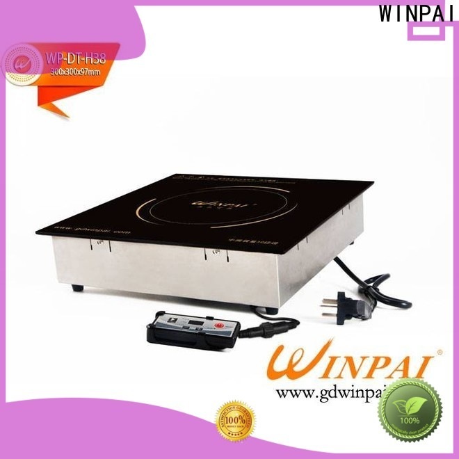 WINPAI electric hot induction plate for indoor
