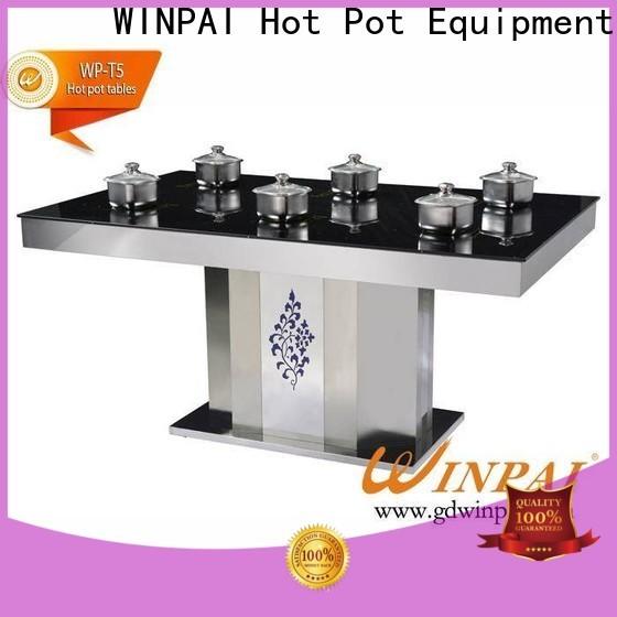 WINPAI winpais buy chinese hot pot cooker manufacturer for restaurant