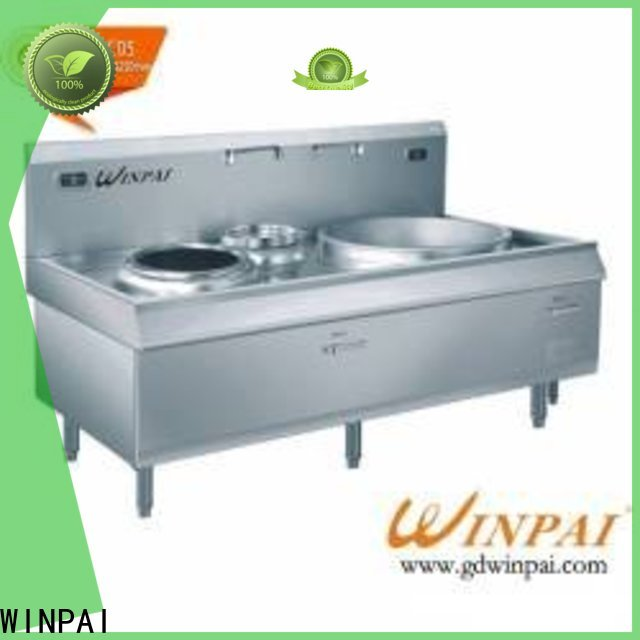WINPAI Latest electric induction cookware Supply for villa