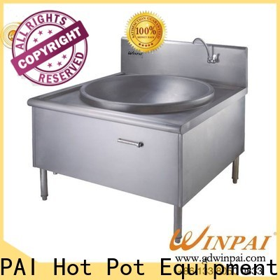 WINPAI Best induction stove tops for sale company for indoor