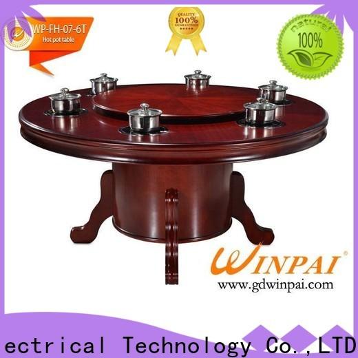 WINPAI high quality asian hot pot soup manufacturers for cafe