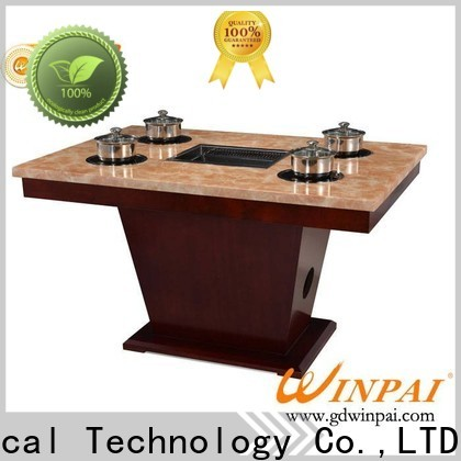WINPAI smokeless buy chinese hot pot cooker company for restaurant