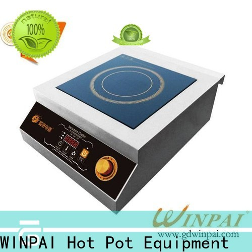 WINPAI New induction burner price Suppliers for restaurant