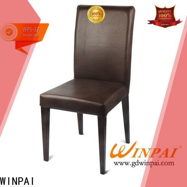 WINPAI fancy cheap metal chairs for sale manufacturer for living room