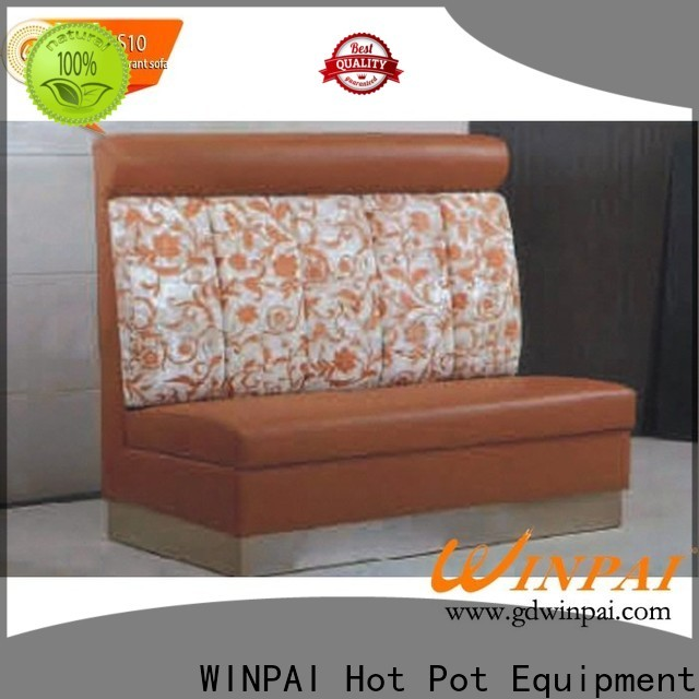 WINPAI seat bed bench furniture company for indoor