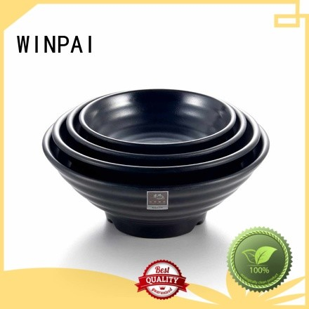 WINPAI safety melamine sets sale Suppliers for indoor