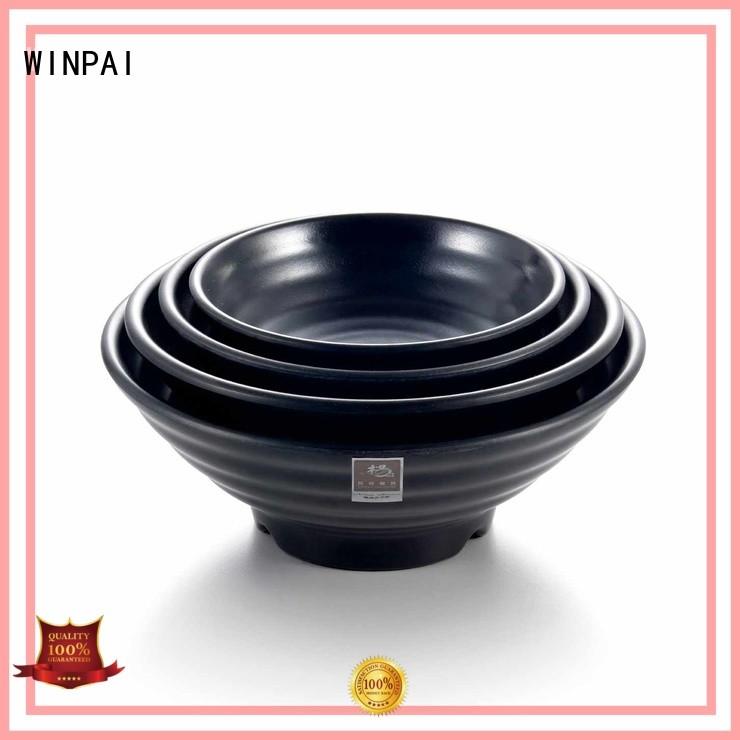 WINPAI plates stylish melamine plates manufacturers for restaurant