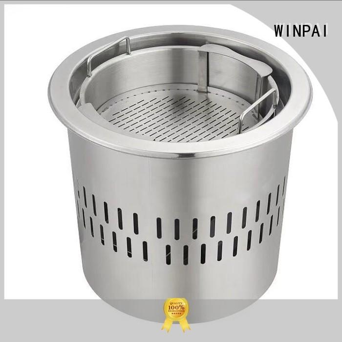 Custom copper stock pot cooker Suppliers for villa