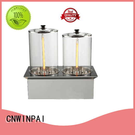 cooktopwinpai skewer party CNWINPAI Brand Hot Pot And BBQ Grill factory