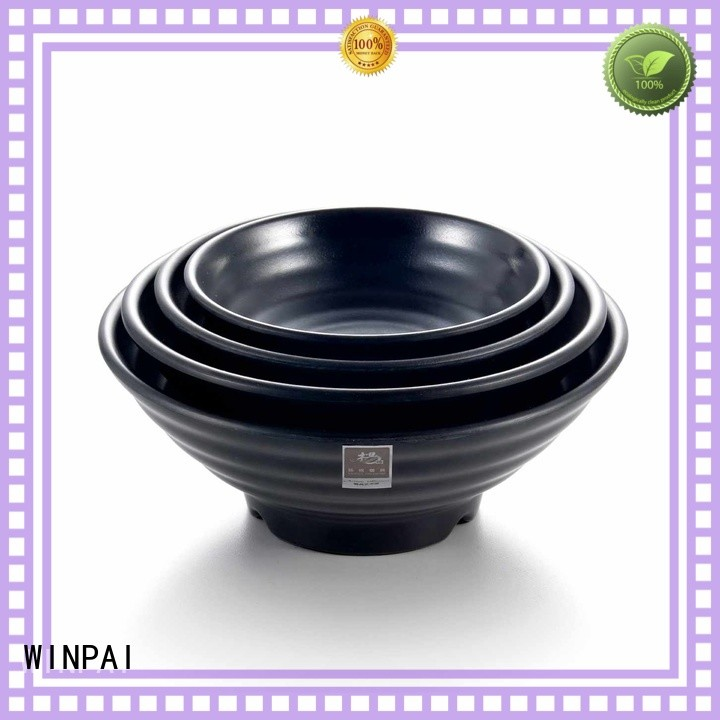 Latest melamine dinner plates best price noodle company for hotel