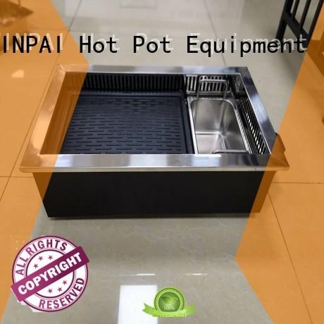 high efficiency hot-pot equipment list series for cafe WINPAI