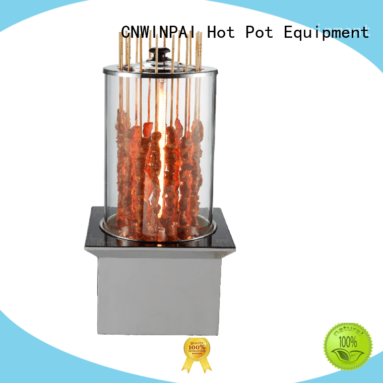 Hot Pot And BBQ Grill curling sun Bulk Buy buy CNWINPAI