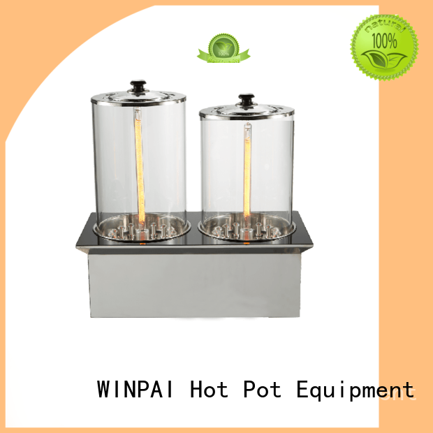 WINPAI high quality barbecue unit company for restaurant