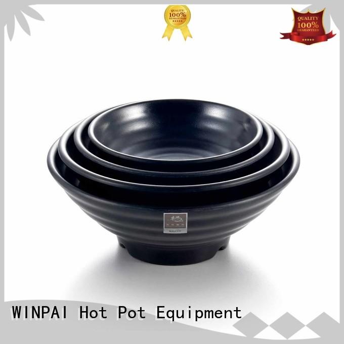 WINPAI plates melamine tea plates manufacturers for restaurant