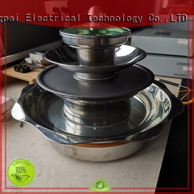 high efficiency hot-pot equipment list wholesale for cafes WINPAI
