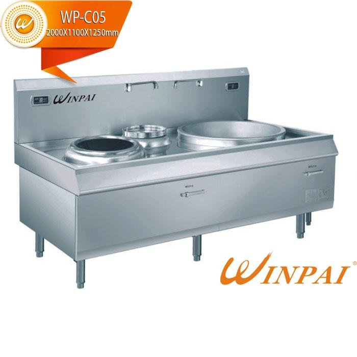 product-WINPAI-The high-power commercial induction cooker pot with kitchen-WINPAI-img
