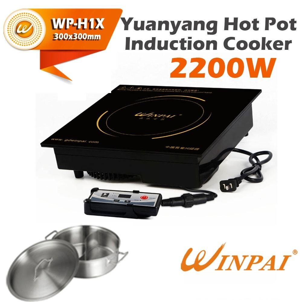 WINPAI Best induction stove tops sale for indoor-3