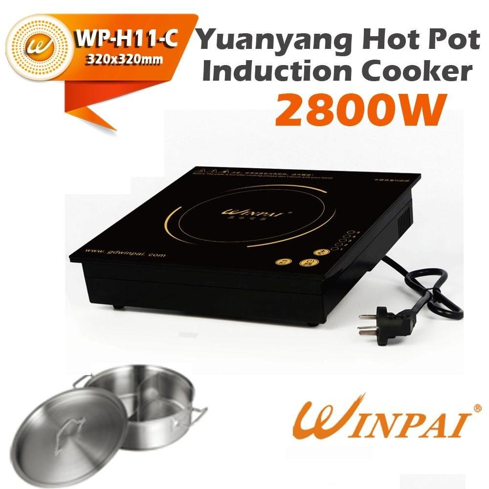 WINPAI Wholesale copper hot pot Suppliers for villa