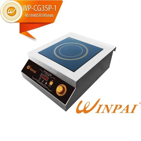 WINPAI induction oven top supplier for home