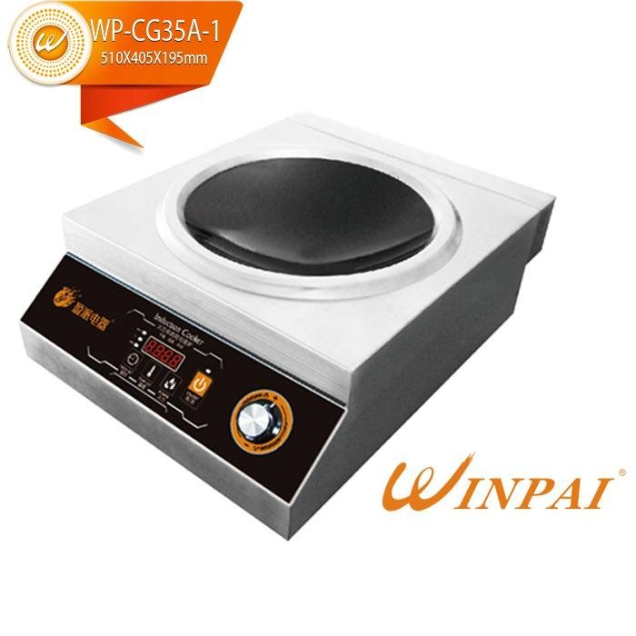 WINPAI cooktop induction oven top Supply for home