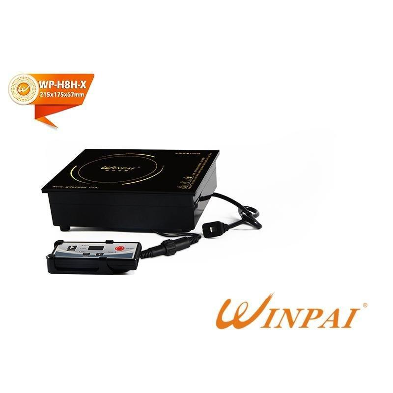 WINPAI singlehead copper hot pot series for villa-3