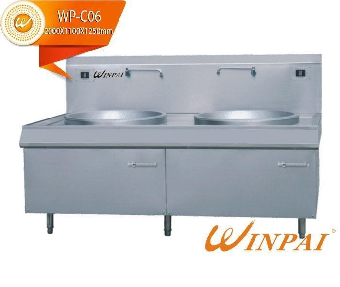 WINPAI smokeless copper stew pot manufacturer for indoor-2