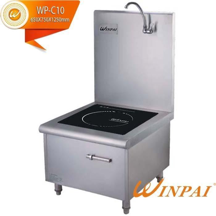 WINPAI high efficiency copper stock pot manufacturer for indoor-2