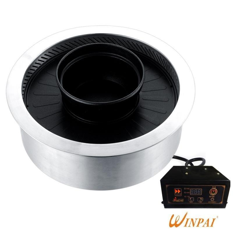 WINPAI korean outdoor electric grill manufacturer for home-2